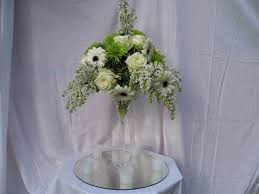 table floral arrangements