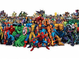 all marvel superheroes