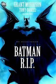 batman rip comic