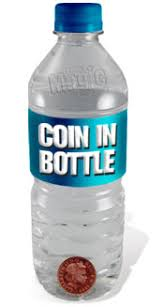 coin bottle