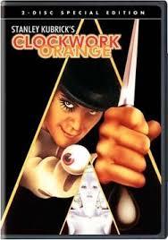 clock work orange dvd