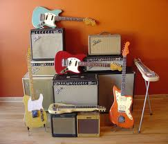 old fender amps
