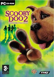 scoobydoo 2 games