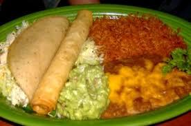 mexican entree