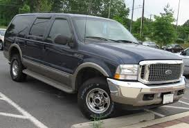 04 ford excursion