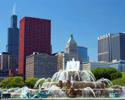 buckingham fountain pictures
