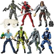 gi joe figurines