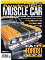 muscle car magazines