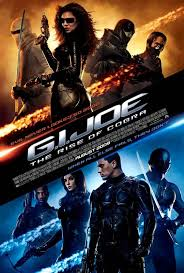 gi joe rise of cobra poster