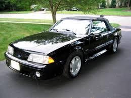 93 mustang convertible
