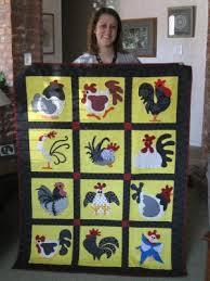 chicken quilts