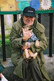 pictures of homeless people