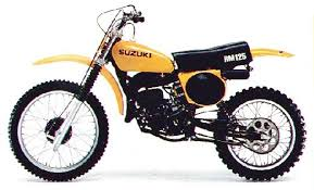 1977 suzuki rm 125