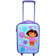 dora the explorer suitcases