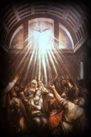 11) was Pentecost Sunday.