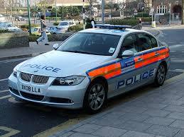police bmw