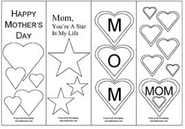 bookmarks to print and color