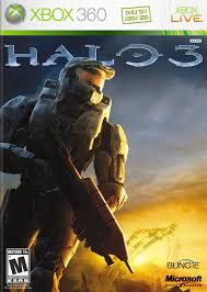 halo 3 game case