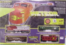 ho gauge train set