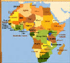 african tribes map