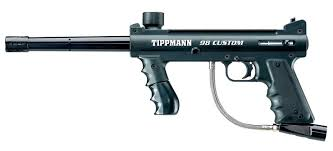 98 custom paintball gun