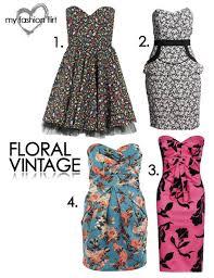 1960s style dresses