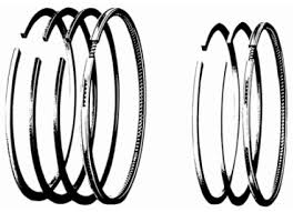 piston oil rings
