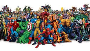 image comics characters