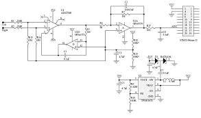 ecg schematic