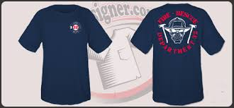 fire department tees