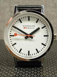 swiss railway watches