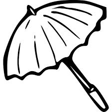free umbrella clipart