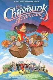 alvin and the chipmunk adventure