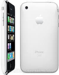iphone 3g 16 gb white