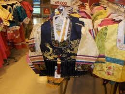 clothing in south korea
