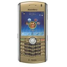 blackberry 8100 gold