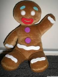 shrek gingerman