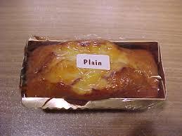 plain pound cake