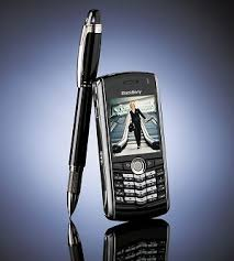 blackberry 8100 smartphone