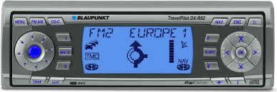 blaupunkt travel pilot dx r 52
