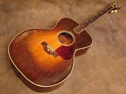 old gibson guitar