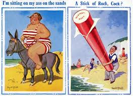 saucy post cards