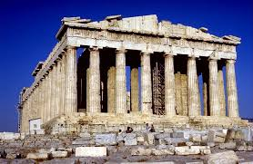 ancient buildings of greece