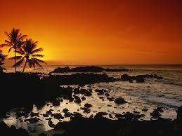 hawaii shore