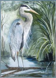heron art