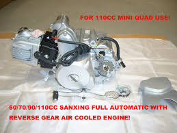 110 cc engines