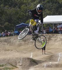 bmx racing 2009