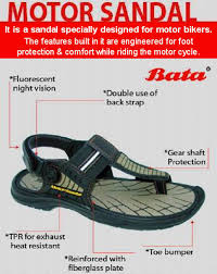 motorcycle sandals