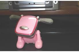 i dog pink