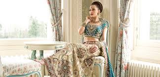 indian bridal designer wear